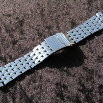 Breitling Twin Sixty A39022 Band 424a Band Steel Stahl New...