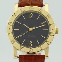 Bulgari B Automatic 18k Gold Lady BB30GL