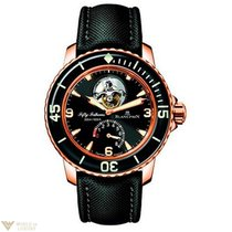 Blancpain Fifty Fathoms Tourbillon 18K Rose Gold Watch