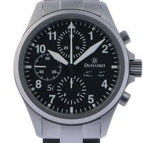Damasko DC56 Si Stahl Automatik Chronograph 40mm
