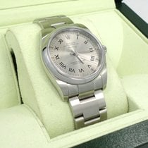 Rolex Air-king Oyster Stainless Steel Random Serial B&p...