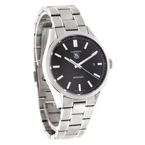 TAG Heuer Carrera Mens Black Dial Swiss Automatic Watch...