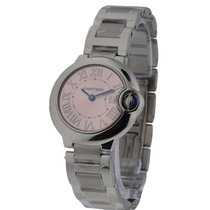 Cartier W6920038 Ballon Bleu de Cartier in Steel - on Bracelet...