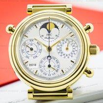 IWC 3751-007 Da Vinci Perpetual Calendar Chronograph Split...