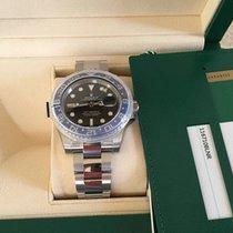 Rolex Nib Gmt-master Blue/black II 116710blnr 40mm Ceramic...