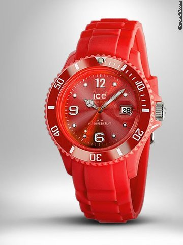 Ice Watch Sili Forever - Small Red SI.RD.S.S.09