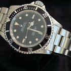 Rolex Submariner With A Black Dial 14060