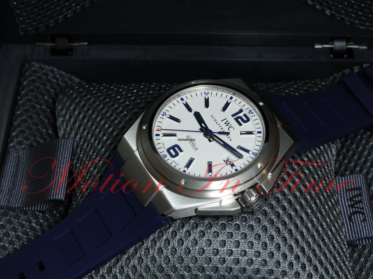 Iwc Ingenieur Automatic Mission Earth Iwc Ingenieur Automatic