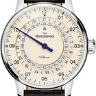 Meistersinger Adhaesio 43mm  Automatic Watch ref. AD903