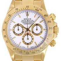 Rolex Men's Rolex Zenith Cosmograph Daytona Watch 16528