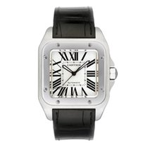 Cartier Santos 100L NEW 21% VAT included