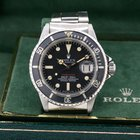 Rolex Submariner RED MK V Box + Service Papers Circa 1970