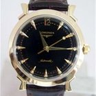 Longines Solid & Heavy 14k Automatic Watch 2269-3 1960s Cal.
