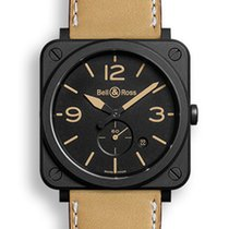 Bell & Ross Aviation BRS Heritage Ceramic
