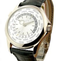 Patek Philippe 5130G World Time Current Version in White Gold