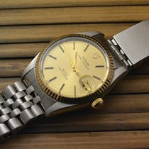 Tudor ROLEX PRINCE OYSTERDATE 75203 STAINLESS STEEL GOLD