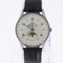 Omega Cosmic Calendar Vintage Watch steel