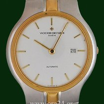 Vacheron Constantin Phidias 35mm Automatic White Dial 18k Gold...