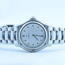 Ebel 1911 Damen Uhr Stahl 30mm Top Zustand Mit Orig. Stahl...