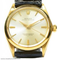 Rolex Vintage 1964 Rolex Oyster Perpetual Ref 1002 Silver Dial...
