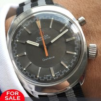 Omega Serviced  Omega Chronostop with Spectre Strap