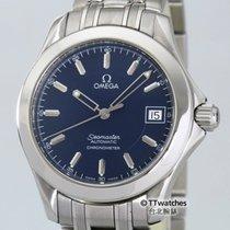 Omega Seamaster 120M Jacques Mayol Lmtd Edition 2507.80 Just...