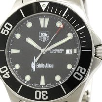 TAG Heuer Polished Tag Heuer Aquaracer Eddie Aikau Ltd Edition...