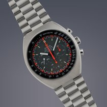 Omega Speedmaster Mark II 'Racing' stainless steel...