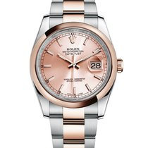 Rolex Datejust 41mm Steel and Everose Gold 126301