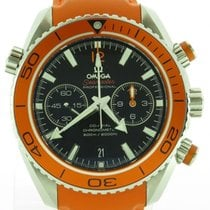 Omega Seamaster Planet Ocean Co Axial Ceramic Orange 232.32.46...