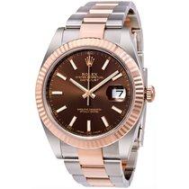 Rolex Datejust 41 Everose Automatik 126331
