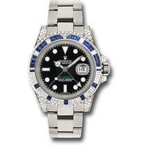 Rolex GMT Master II White Gold 116759SA