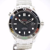 Omega Seamaster Diver 300 Meter - Olympic Collection  RIO