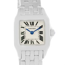 Cartier Santos Demoiselle Stainless Steel Small Ladies Watch...