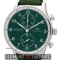 IWC Portuguese Collection Chronograph Boris Becker Limited...