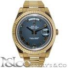 Rolex DayDate II 18K Everose Gold Presidential Bracelet