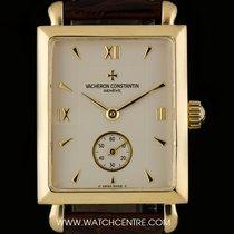 Vacheron Constantin 18k Y/G Cream Dial Les Historiques B&P...