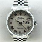 Rolex datejust 16030 steel