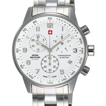 Swiss Military SM34012.02 Chronograph 5 ATM, 41 mm