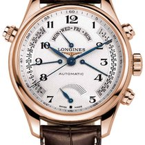 Longines Master Retrograde Power Reserve 41mm L2.714.8.78.3