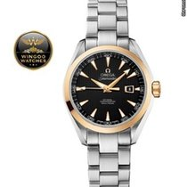Omega - Seamaster Aqua Terra 150M Co-Axial  34 MM