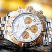 Breitling Chronomat 41 steel/18k rose gold