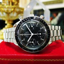 Omega Speedmaster Automatic Chronograph Stainless Steel Watch...