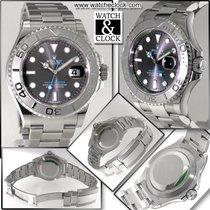 勞力士 (Rolex) Rolex YACHT MASTER 116622 DARK RHODIUM NEW MODEL 2016
