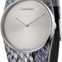 ck Calvin Klein Spellbound K5V231Q4 Damenarmbanduhr flach...