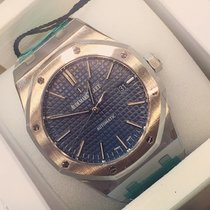 Audemars Piguet Royal Oak 41mm Boutique Edition Blue