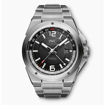 IWC Ingenieur Dual Time 43mm