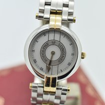 Longines Rodolphe Silver / Grey Gold & Stainless Steel...