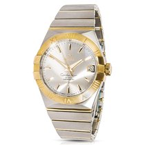 Omega Constellation 123.20.38.21.02.002 Men's Watch in 18K...