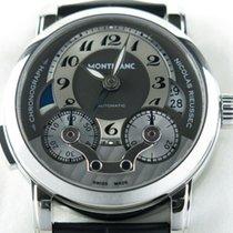 Montblanc Nicolas Rieussec Single Button Chronograph GMT NEW